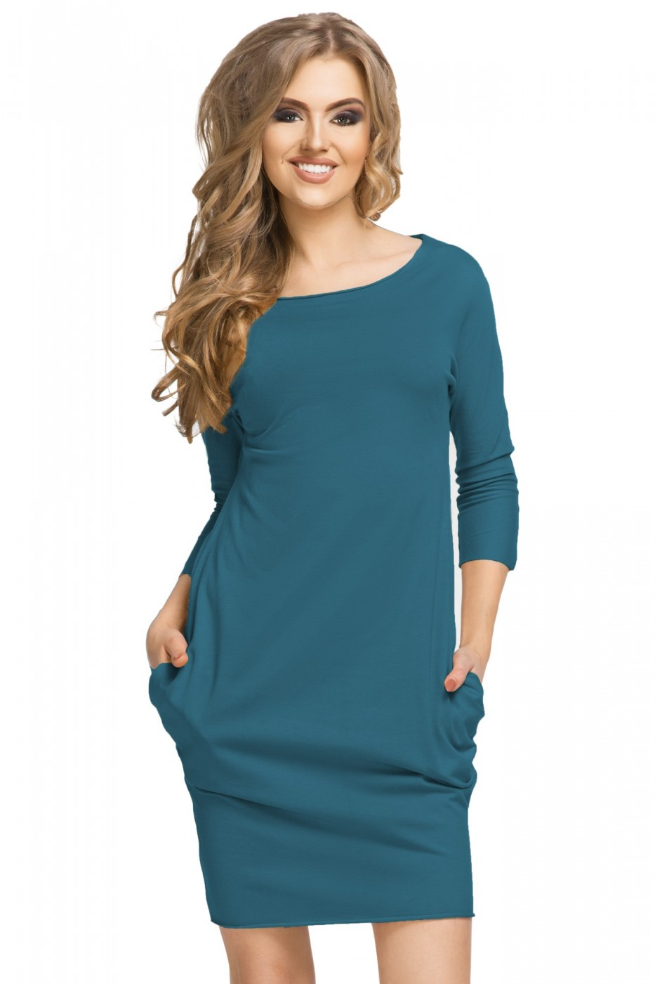 Denní šaty model 107285 Tessita XXL