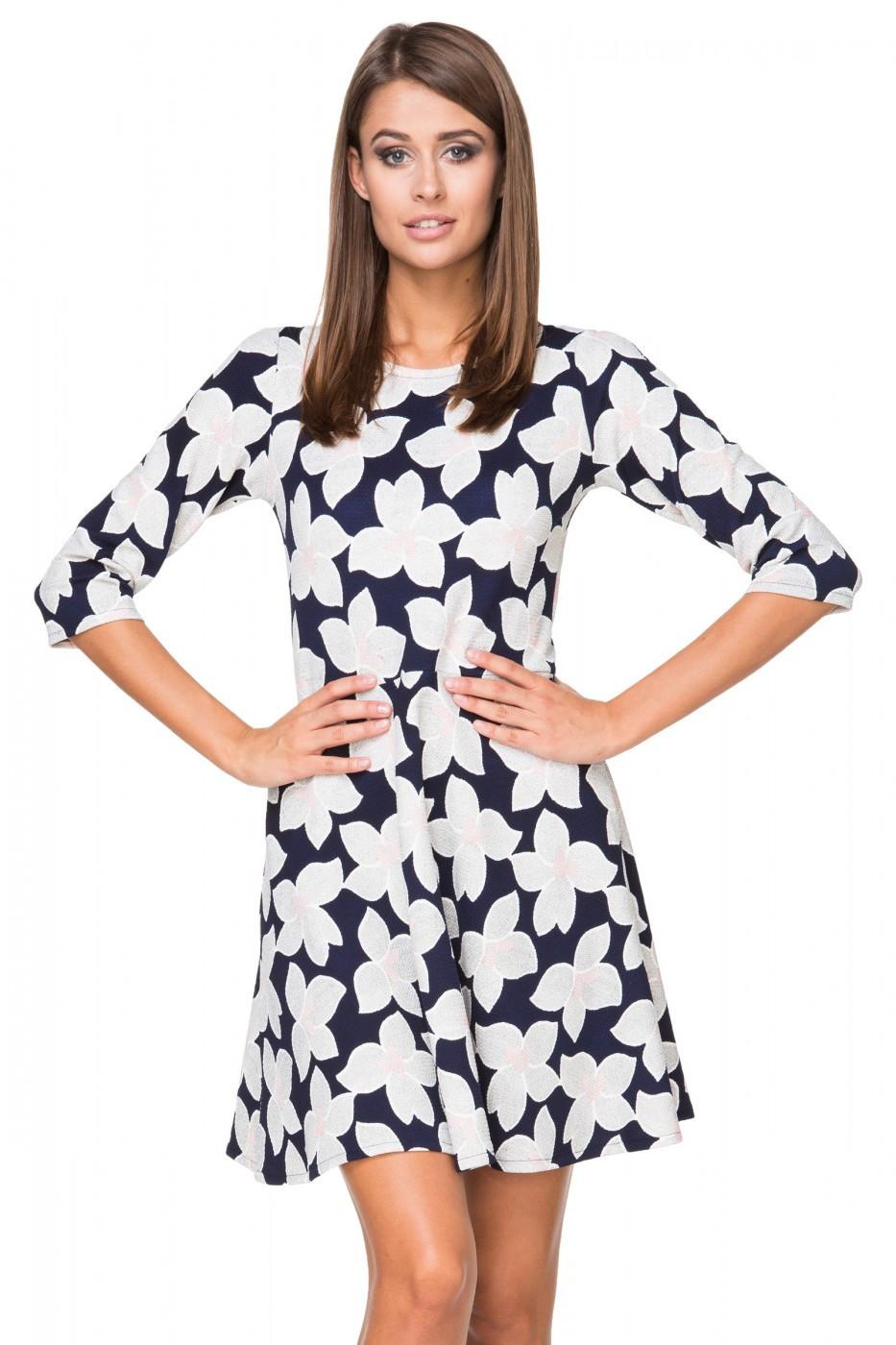 Denní šaty model 107318 Tessita XS
