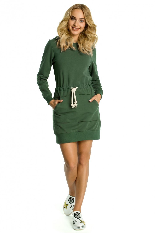 Denní šaty model 107474 Moe S