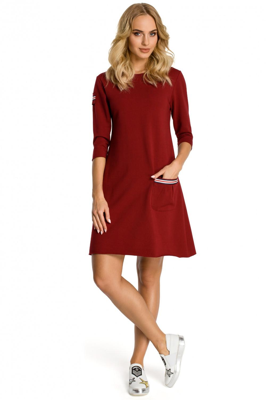 Denní šaty model 107506 Moe S