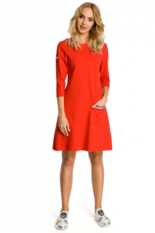 Denní šaty model 107507 Moe S
