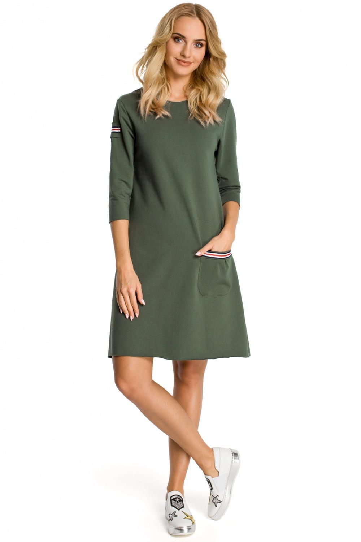 Denní šaty model 107508 Moe S
