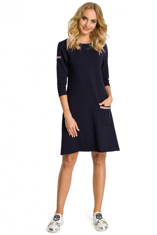 Denní šaty model 107509 Moe S