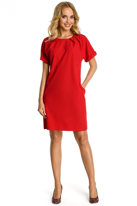 Denní šaty model 107526 Moe S