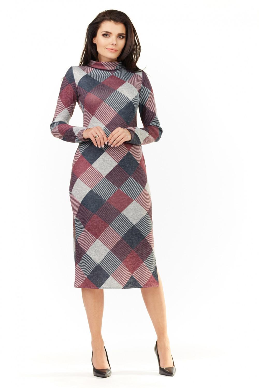Denní šaty model 109806 awama 38