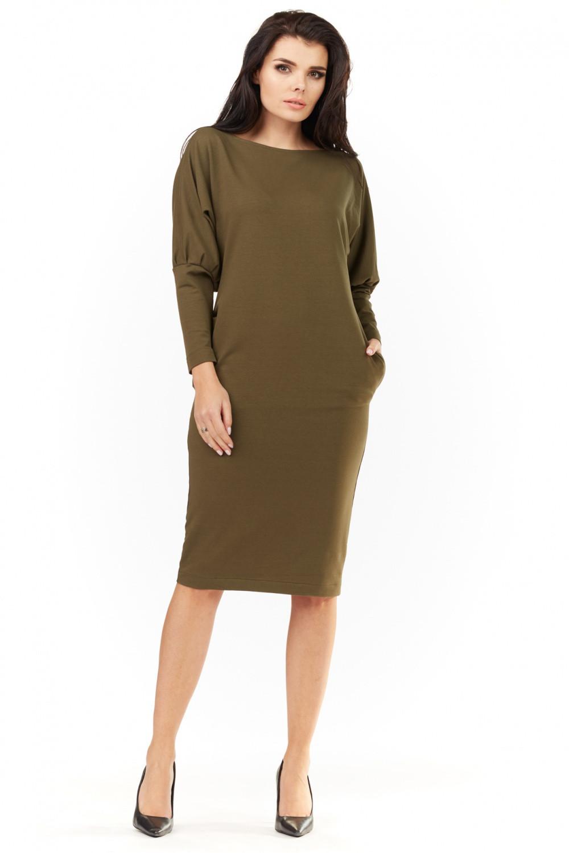 Denní šaty model 109819 awama 36/38