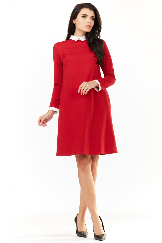 Denní šaty model 109821 awama 38