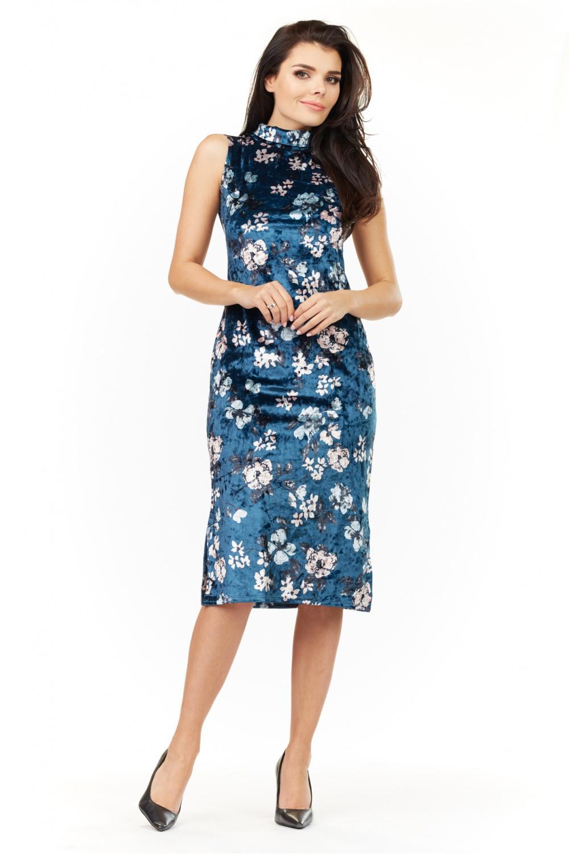 Denní šaty model 109824 awama 38