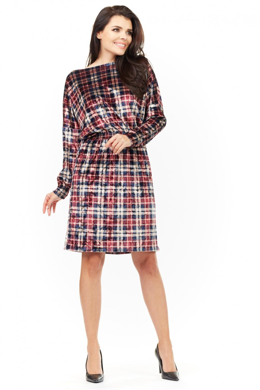 Denní šaty model 109826 awama 36/38