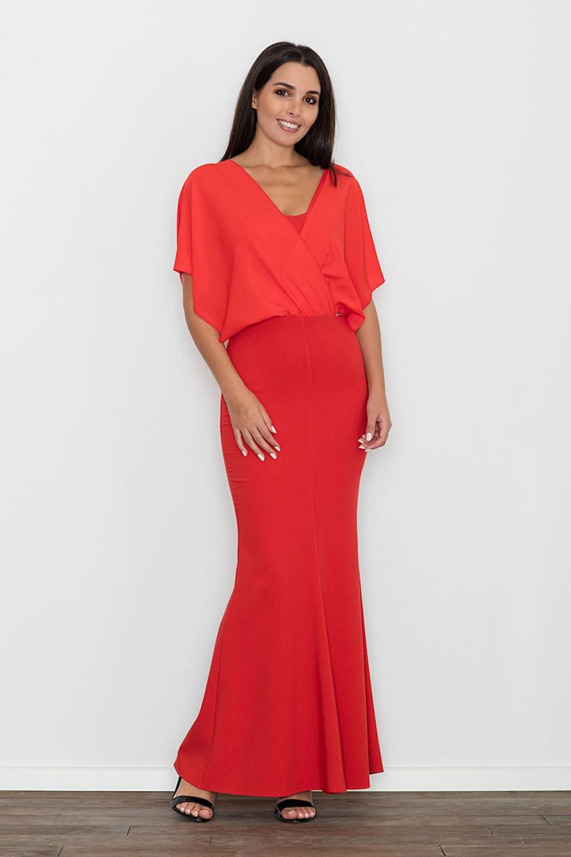 Dlouhé šaty model 111036 Figl M