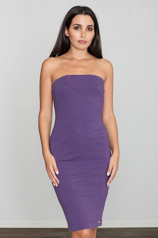 Večerní šaty model 111042 Figl XL
