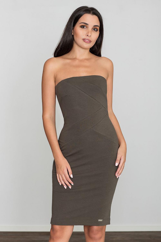 Večerní šaty model 111043 Figl XL