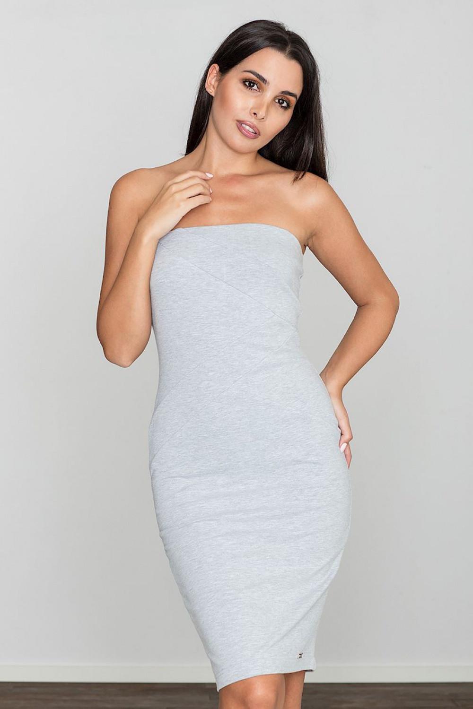Večerní šaty model 111044 Figl XL