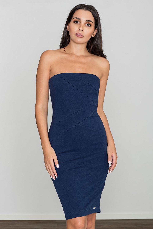 Večerní šaty model 111045 Figl XL