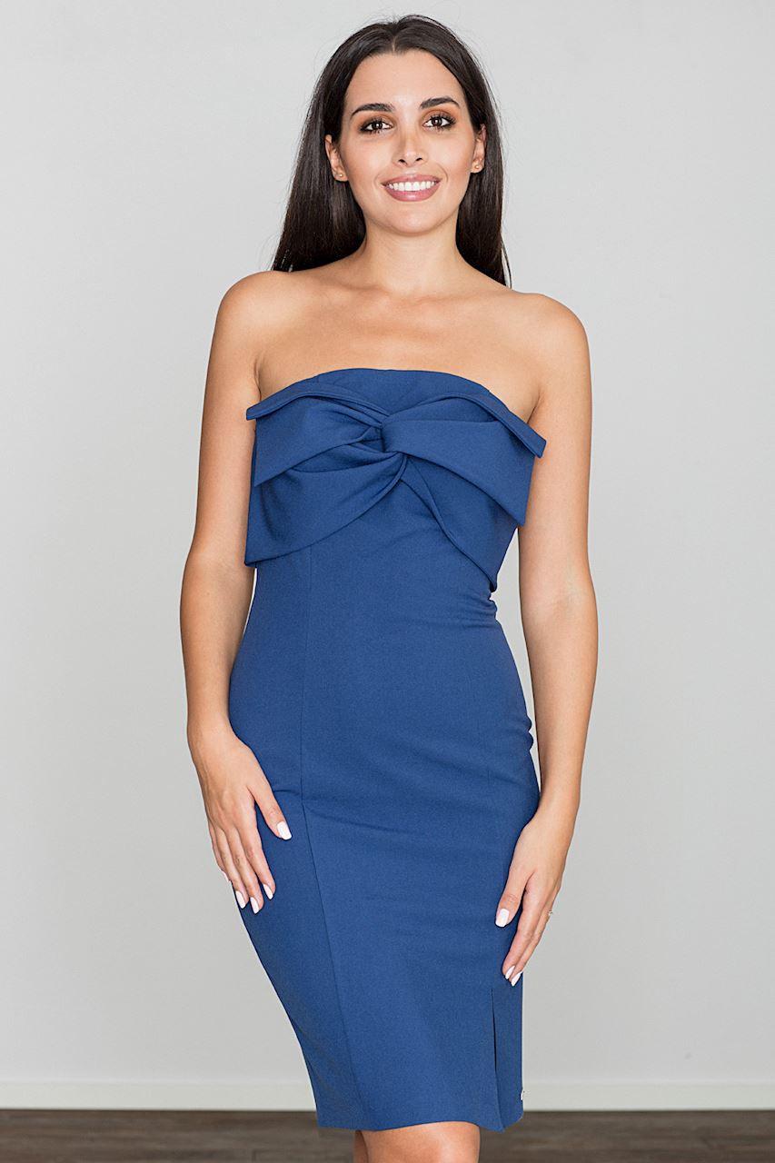 Společenské šaty model 111052 Figl M