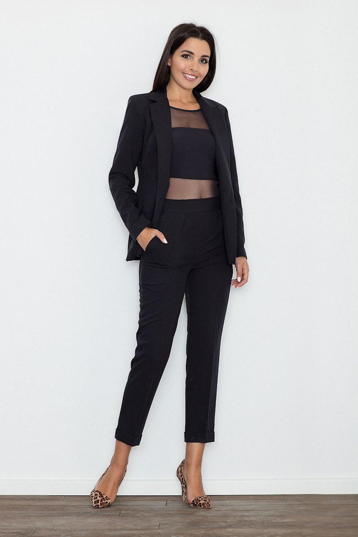 Dámské kalhoty model 111055 Figl M