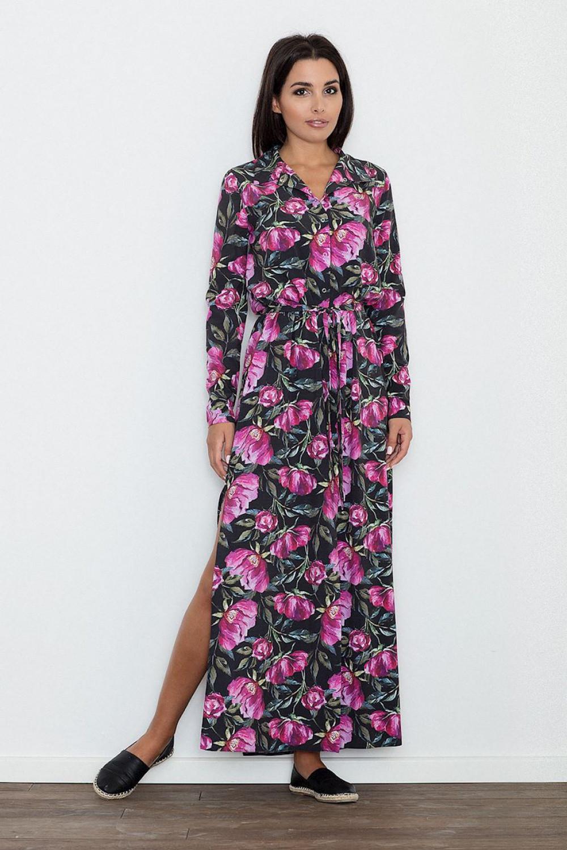 Denní šaty model 111062 Figl M
