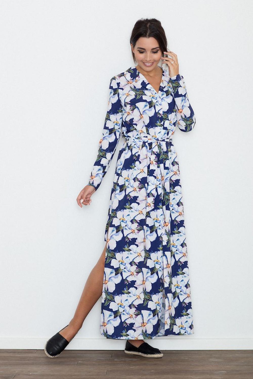 Denní šaty model 111063 Figl L