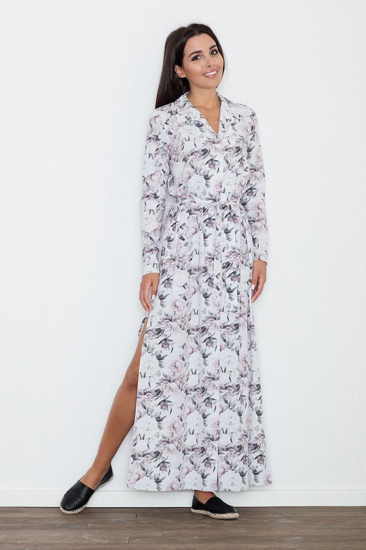 Denní šaty model 111064 Figl L
