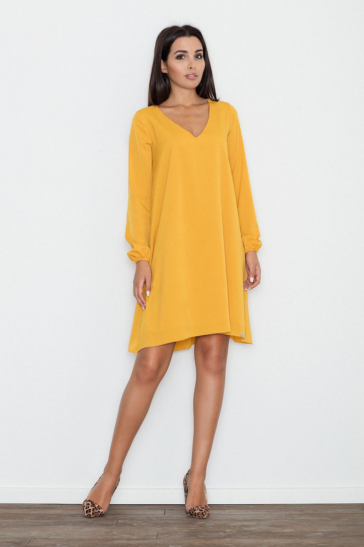 Denní šaty model 111069 Figl S/M