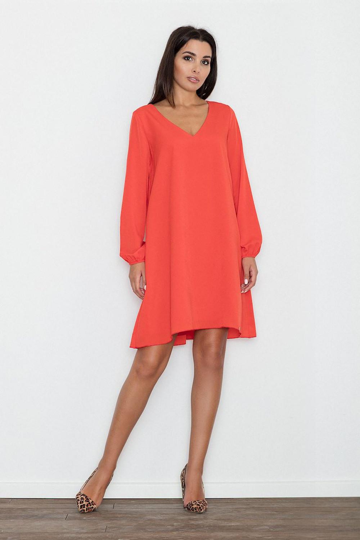 Denní šaty model 111072 Figl S/M