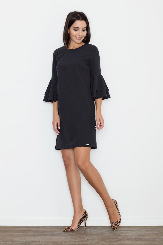 Denní šaty model 111074 Figl M