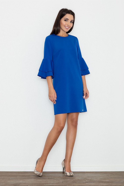 Denní šaty model 111075 Figl L