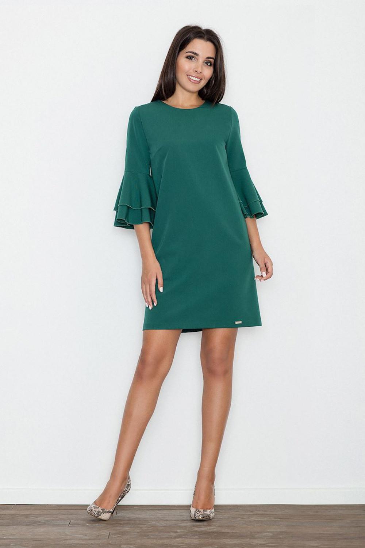 Denní šaty model 111076 Figl L