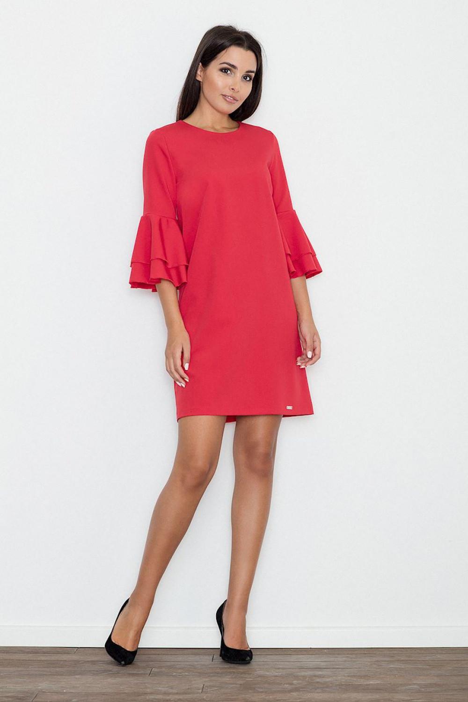 Denní šaty model 111077 Figl L