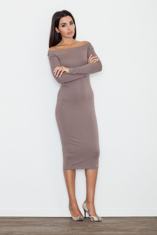Večerní šaty model 111099 Figl XL