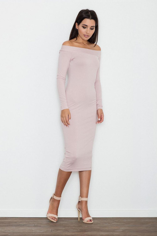 Večerní šaty model 111100 Figl S