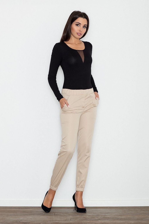 Dámské kalhoty model 111103 Figl M