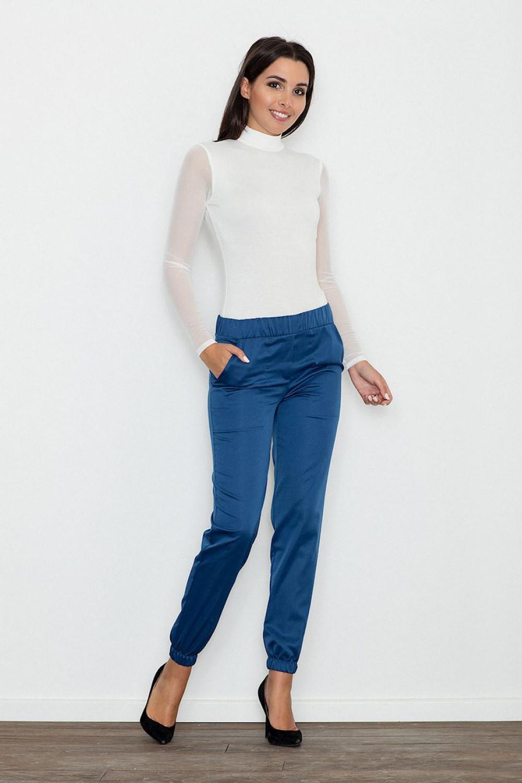 Dámské kalhoty model 111105 Figl M