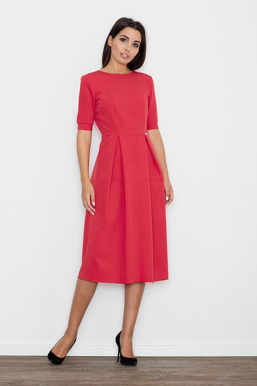 Denní šaty model 111114 Figl L