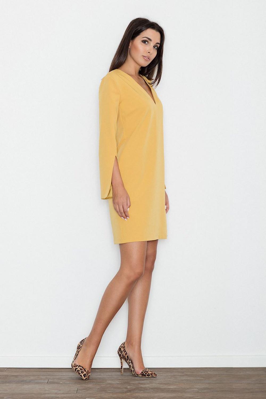 Denní šaty model 111125 Figl S