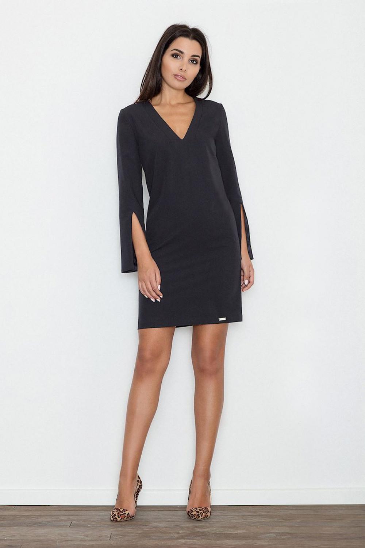 Denní šaty model 111126 Figl S