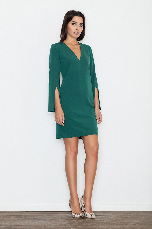 Denní šaty model 111128 Figl S