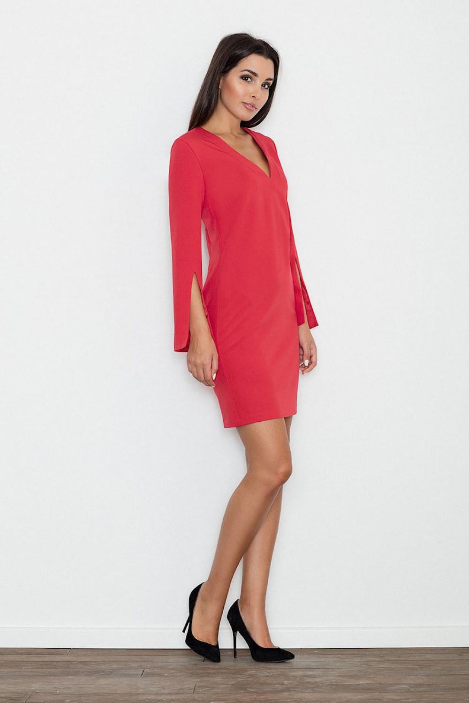 Denní šaty model 111129 Figl S