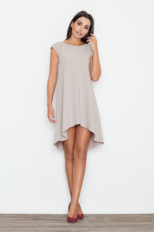 Večerní šaty model 111511 Figl XL