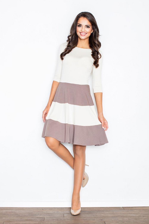 Denní šaty model 111720 Figl L
