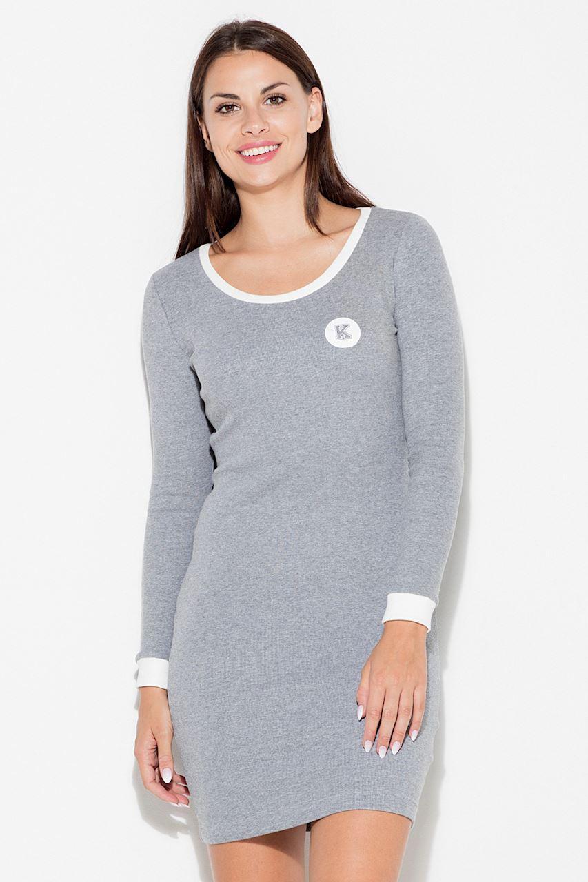 Denní šaty model 111817 Katrus M