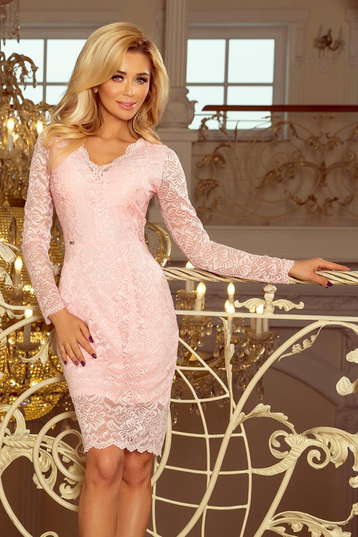 Večerní šaty model 114622 Numoco M
