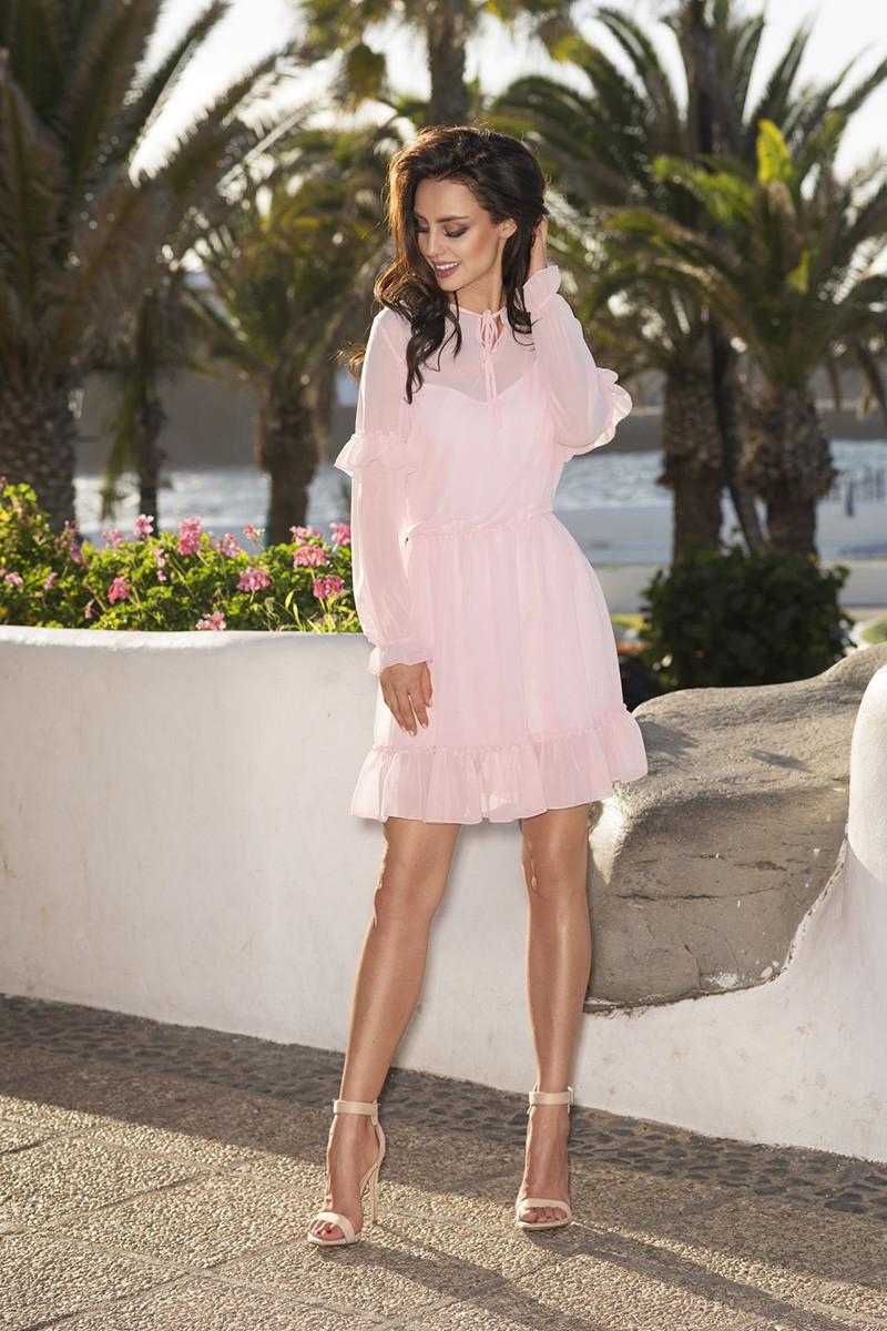 Společenské šaty model 114677 Lemoniade L