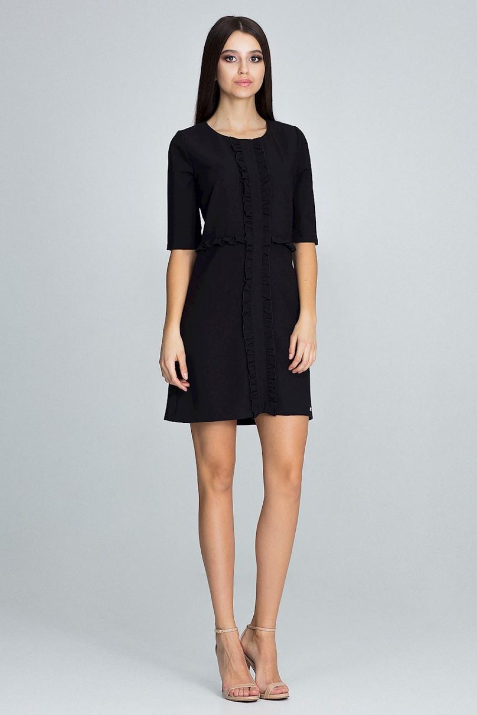 Společenské šaty model 116230 Figl XL