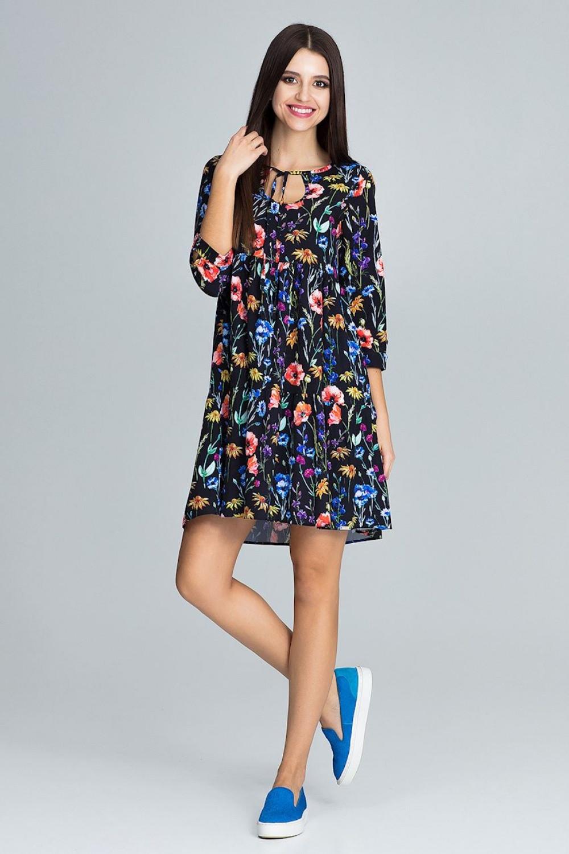 Denní šaty model 116235 Figl S/M