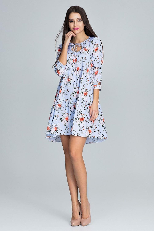 Denní šaty model 116236 Figl S/M