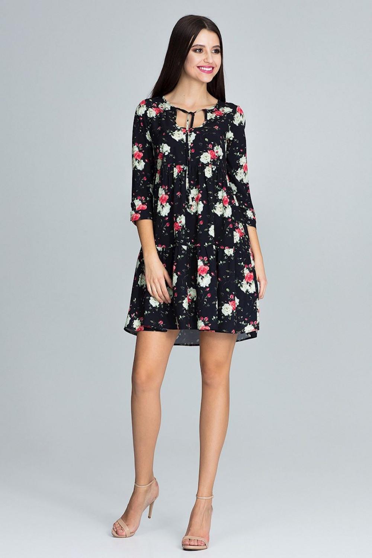Denní šaty model 116238 Figl S/M