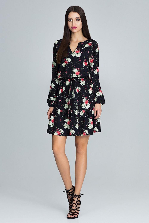 Denní šaty model 116331 Figl L/XL