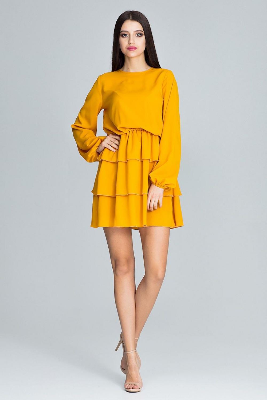 Denní šaty model 116346 Figl M