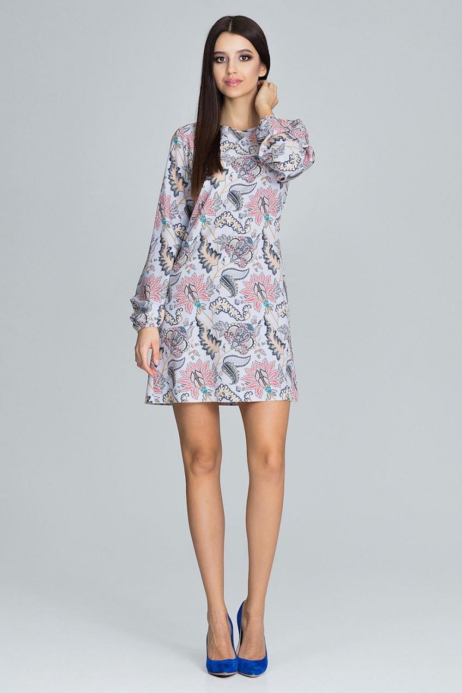 Denní šaty model 116351 Figl M